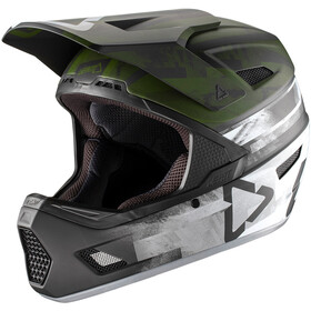 Leatt DBX 3.0 DH Helmet forest
